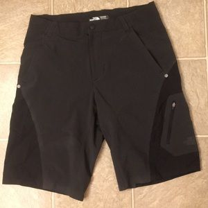 The North Face packable shorts